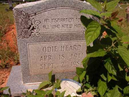 HEARD, ODIE - Columbia County, Arkansas | ODIE HEARD - Arkansas Gravestone Photos