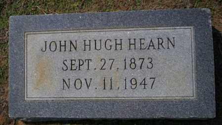 HEARN, JOHN HUGH - Columbia County, Arkansas | JOHN HUGH HEARN - Arkansas Gravestone Photos