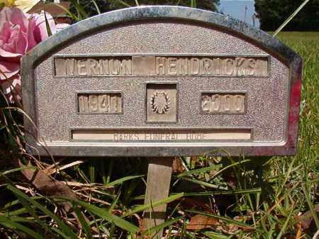 HENDRICKS, VERNON - Columbia County, Arkansas   VERNON HENDRICKS - Arkansas Gravestone Photos