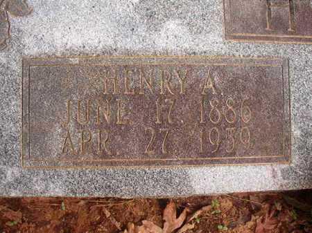 HICKS, HENRY A - Columbia County, Arkansas | HENRY A HICKS - Arkansas Gravestone Photos
