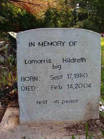 HILDRETH, LOMORRIS - Columbia County, Arkansas | LOMORRIS HILDRETH - Arkansas Gravestone Photos