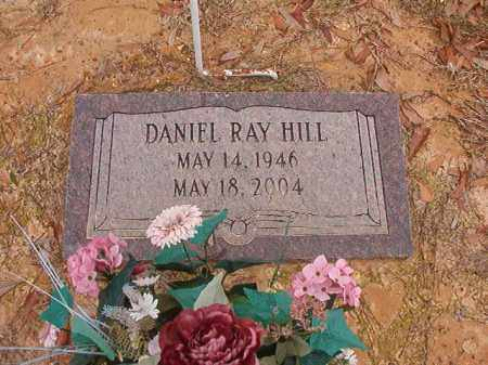 HILL, DANIEL RAY - Columbia County, Arkansas   DANIEL RAY HILL - Arkansas Gravestone Photos