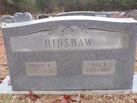 HINSHAW, ROBERT P - Columbia County, Arkansas | ROBERT P HINSHAW - Arkansas Gravestone Photos