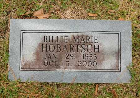 HOBARTSCH, BILLIE MARIE - Columbia County, Arkansas   BILLIE MARIE HOBARTSCH - Arkansas Gravestone Photos