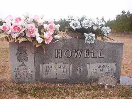 HOWELL, EARMON - Columbia County, Arkansas | EARMON HOWELL - Arkansas Gravestone Photos