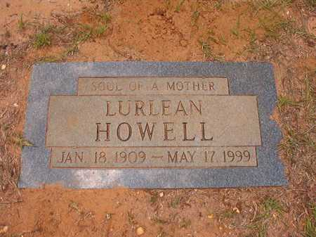 HOWELL, LURLEAN - Columbia County, Arkansas | LURLEAN HOWELL - Arkansas Gravestone Photos