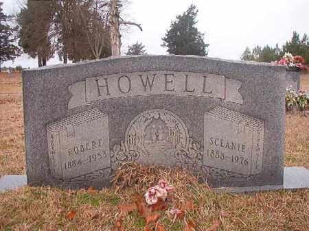 HOWELL, SCEANIE - Columbia County, Arkansas | SCEANIE HOWELL - Arkansas Gravestone Photos