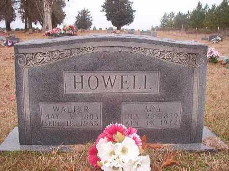HOWELL, ADA - Columbia County, Arkansas | ADA HOWELL - Arkansas Gravestone Photos