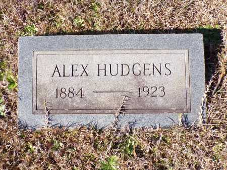 HUDGENS, ALEX - Columbia County, Arkansas   ALEX HUDGENS - Arkansas Gravestone Photos