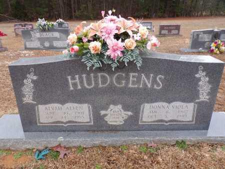 HUDGENS, DONNA VIOLA - Columbia County, Arkansas | DONNA VIOLA HUDGENS - Arkansas Gravestone Photos