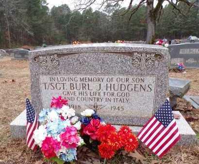HUDGENS (VETERAN), BURL - Columbia County, Arkansas | BURL HUDGENS (VETERAN) - Arkansas Gravestone Photos