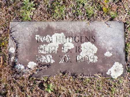 HUDGENS, EVA - Columbia County, Arkansas | EVA HUDGENS - Arkansas Gravestone Photos