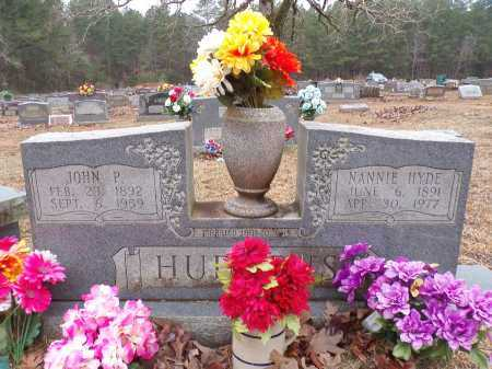 HYDE HUDGENS, NANNIE - Columbia County, Arkansas | NANNIE HYDE HUDGENS - Arkansas Gravestone Photos