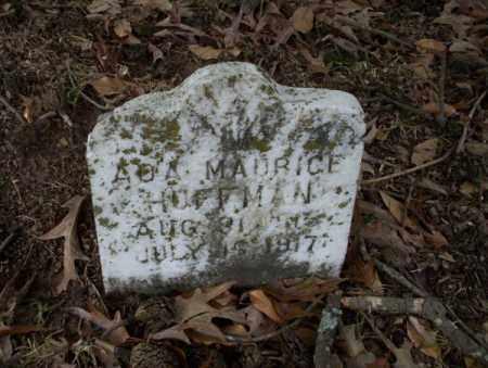 HUFFMAN, ADA MAURICE - Columbia County, Arkansas | ADA MAURICE HUFFMAN - Arkansas Gravestone Photos