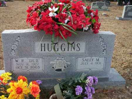 "HUGGINS, W R ""DUB"" - Columbia County, Arkansas 