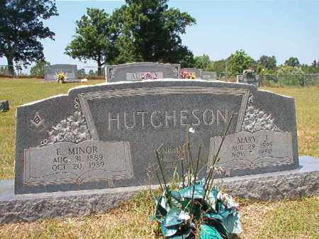 HUTCHESON, MARY J - Columbia County, Arkansas | MARY J HUTCHESON - Arkansas Gravestone Photos