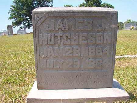 HUTCHESON, JAMES J - Columbia County, Arkansas | JAMES J HUTCHESON - Arkansas Gravestone Photos