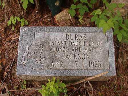 JACKSON, DURAS - Columbia County, Arkansas | DURAS JACKSON - Arkansas Gravestone Photos