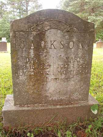 JACKSON, DAN - Columbia County, Arkansas | DAN JACKSON - Arkansas Gravestone Photos