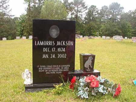 JACKSON, LAMORRIS - Columbia County, Arkansas | LAMORRIS JACKSON - Arkansas Gravestone Photos