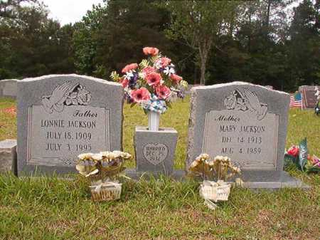 JACKSON, LONNIE - Columbia County, Arkansas | LONNIE JACKSON - Arkansas Gravestone Photos