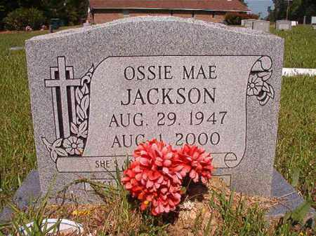 JACKSON, OSSIE MAE - Columbia County, Arkansas | OSSIE MAE JACKSON - Arkansas Gravestone Photos