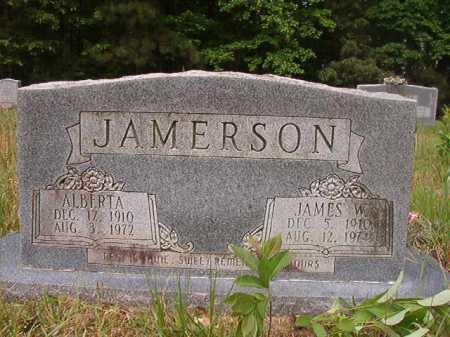 JAMERSON, ALBERTA - Columbia County, Arkansas | ALBERTA JAMERSON - Arkansas Gravestone Photos