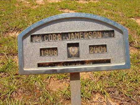 JAMERSON, CORA - Columbia County, Arkansas   CORA JAMERSON - Arkansas Gravestone Photos
