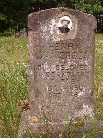 JAMERSON, HENRY - Columbia County, Arkansas   HENRY JAMERSON - Arkansas Gravestone Photos