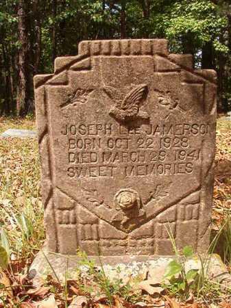 JAMERSON, JOSEPH LEE - Columbia County, Arkansas | JOSEPH LEE JAMERSON - Arkansas Gravestone Photos