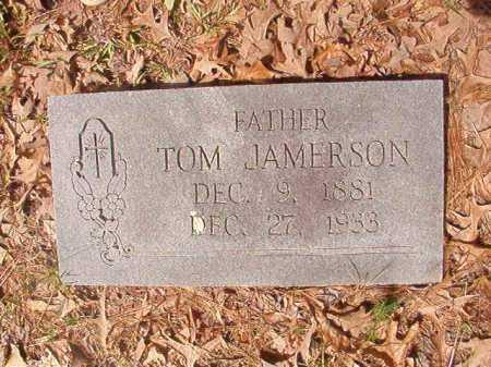 JAMERSON, TOM - Columbia County, Arkansas | TOM JAMERSON - Arkansas Gravestone Photos