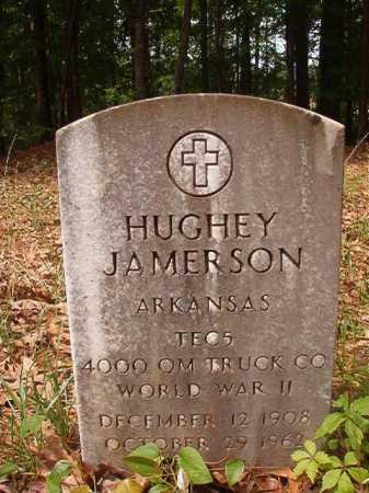 JAMERSON (VETERAN WWII), HUGHEY - Columbia County, Arkansas   HUGHEY JAMERSON (VETERAN WWII) - Arkansas Gravestone Photos