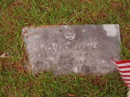JAMES (VETERAN WWI), ROBERT - Columbia County, Arkansas | ROBERT JAMES (VETERAN WWI) - Arkansas Gravestone Photos