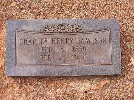 JAMESON, CHARLES HENRY - Columbia County, Arkansas | CHARLES HENRY JAMESON - Arkansas Gravestone Photos