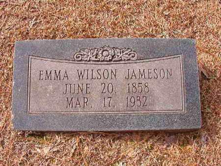 WILSON JAMESON, EMMA - Columbia County, Arkansas   EMMA WILSON JAMESON - Arkansas Gravestone Photos
