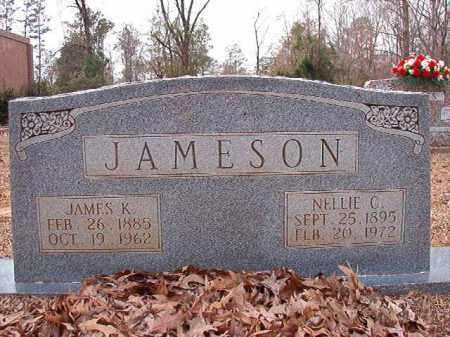 JAMESON, JAMES K - Columbia County, Arkansas | JAMES K JAMESON - Arkansas Gravestone Photos
