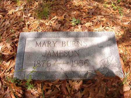 JAMESON, MARY - Columbia County, Arkansas   MARY JAMESON - Arkansas Gravestone Photos