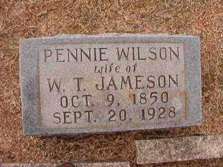 JAMESON, PENNIE - Columbia County, Arkansas | PENNIE JAMESON - Arkansas Gravestone Photos