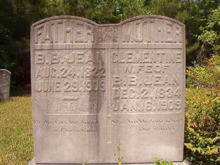 JEAN, B B - Columbia County, Arkansas | B B JEAN - Arkansas Gravestone Photos