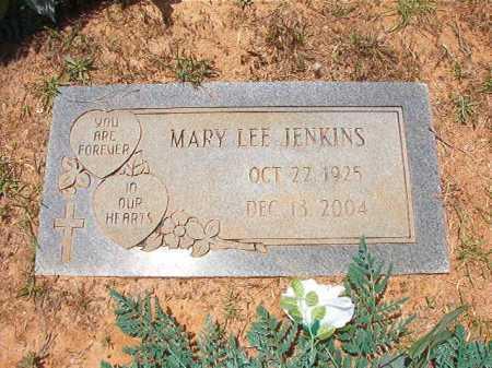 JENKINS, MARY LEE - Columbia County, Arkansas   MARY LEE JENKINS - Arkansas Gravestone Photos