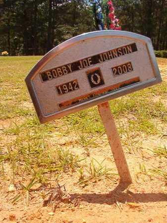 JOHNSON, BOBBY JOE - Columbia County, Arkansas | BOBBY JOE JOHNSON - Arkansas Gravestone Photos
