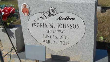 JOHNSON, FRONIA M - Columbia County, Arkansas | FRONIA M JOHNSON - Arkansas Gravestone Photos