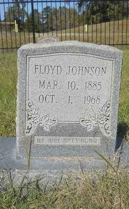 JOHNSON, FLOYD - Columbia County, Arkansas | FLOYD JOHNSON - Arkansas Gravestone Photos