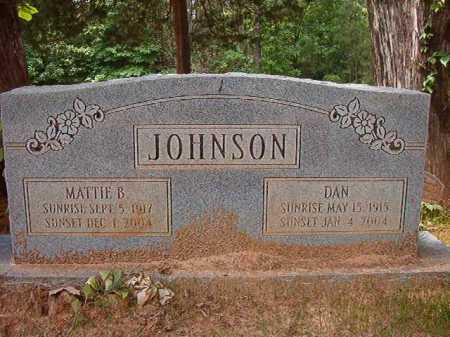 JOHNSON, DAN - Columbia County, Arkansas | DAN JOHNSON - Arkansas Gravestone Photos