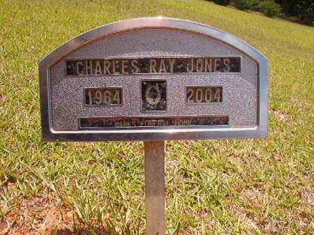 JONES, CHARLES RAY - Columbia County, Arkansas | CHARLES RAY JONES - Arkansas Gravestone Photos