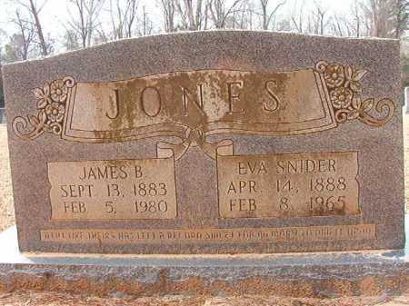 JONES, EVA - Columbia County, Arkansas   EVA JONES - Arkansas Gravestone Photos