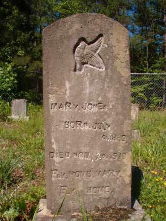 JONES, MARY - Columbia County, Arkansas | MARY JONES - Arkansas Gravestone Photos