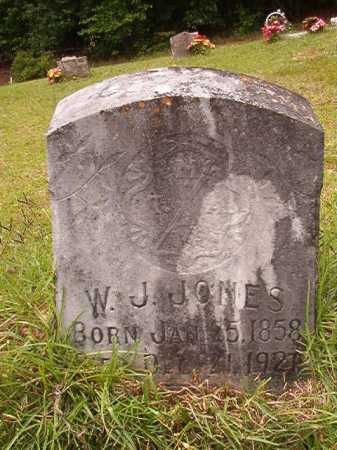 JONES, W J - Columbia County, Arkansas | W J JONES - Arkansas Gravestone Photos