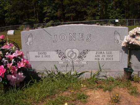 JONES, ZORA LEE - Columbia County, Arkansas | ZORA LEE JONES - Arkansas Gravestone Photos