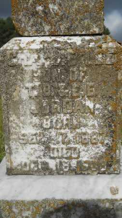 JORDAN, CHARLIE LEE (CLOSEUP) - Columbia County, Arkansas   CHARLIE LEE (CLOSEUP) JORDAN - Arkansas Gravestone Photos